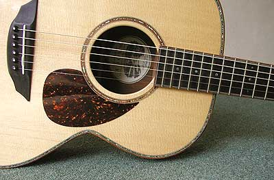 Guitar Top Close up News Archives 2005-2003