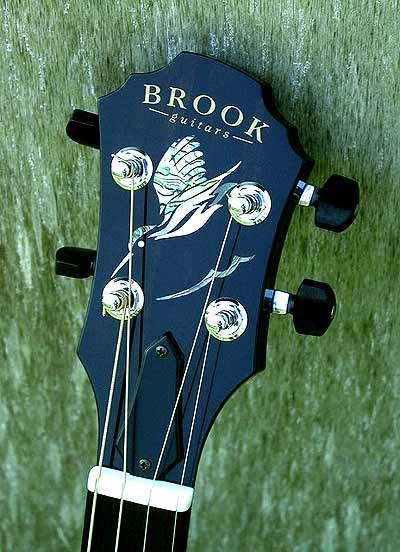 Headstock Inlay News Archives 2005-2003