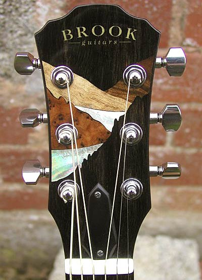 Headstock with Fjord Scene News Archives 2005-2003