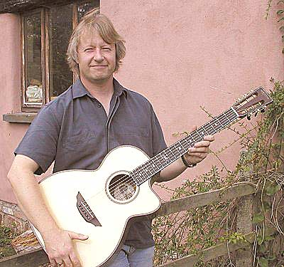 Mick Crook Walnut Torridge