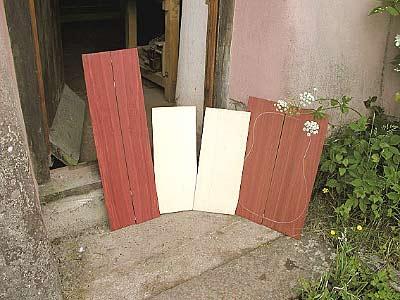 Bloodwood sets