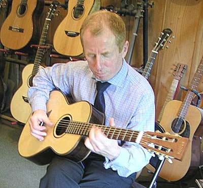 John Gourlay Lyn