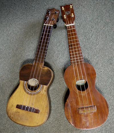 Brook Guitars ukes