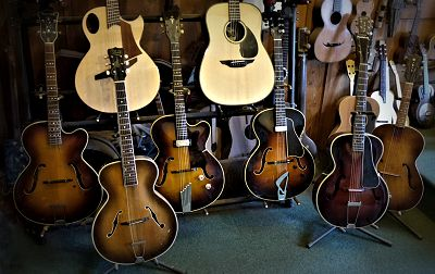 Brook Guitars Archtops