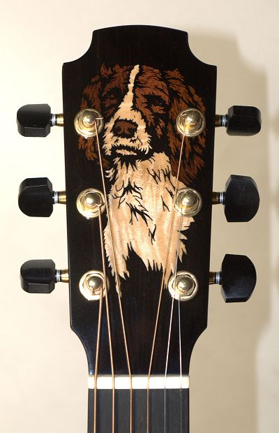 Brook Guitars spaniel