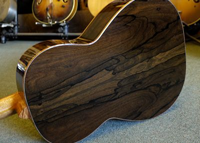 Brook Guitars Ziricote image