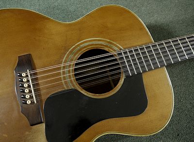 Brook Guitars Guild Guitar