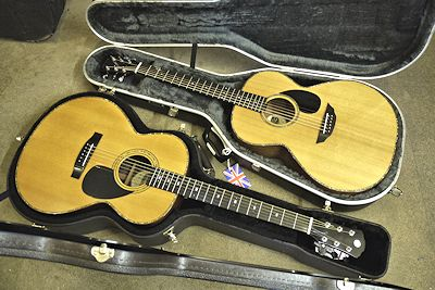 Brook Guitars Two Oldies