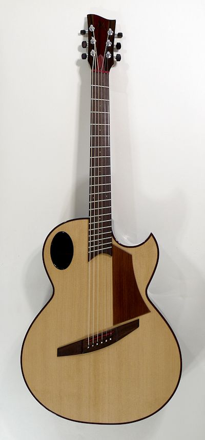 Brook Guitars full length image