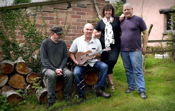 Si, Si, Carol and Andy at Brook Guitars News Archive 2016-2015