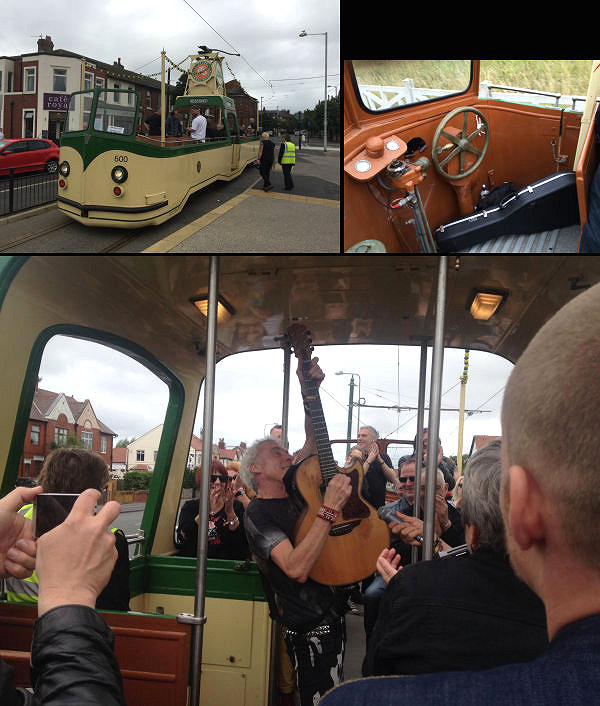 Brook Blackpool Tram News Archive 2016-2015