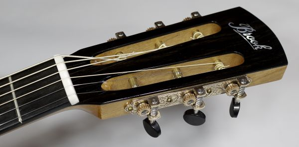 Slotted Headstock with Waverly Tuners News Archive 2016-2015