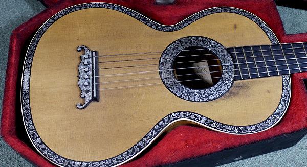 Victorian Parlour Guitar News Archive 2016-2015
