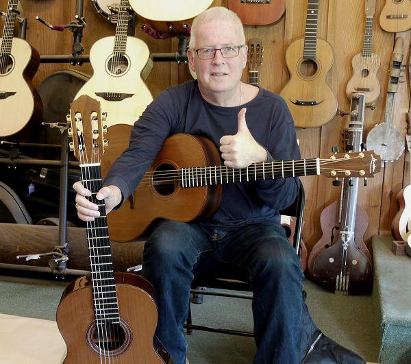 Two Repairs at Brook Guitars News Archive 2016-2015