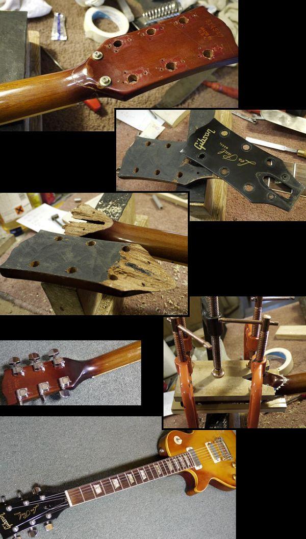 Brook Les Paul Repair News Archive 2016-2015