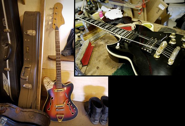 Framus Bass and Yamaha News Archive 2016-2015