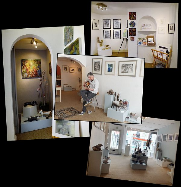 Shady Grove Gallery News Archive 2016-2015