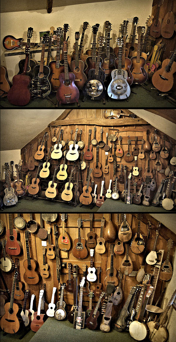 Brook Guitars Collection News Archive 2016-2015