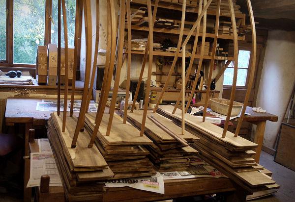 Walnut Sets for Brook Guitars News Archive 2016-2015