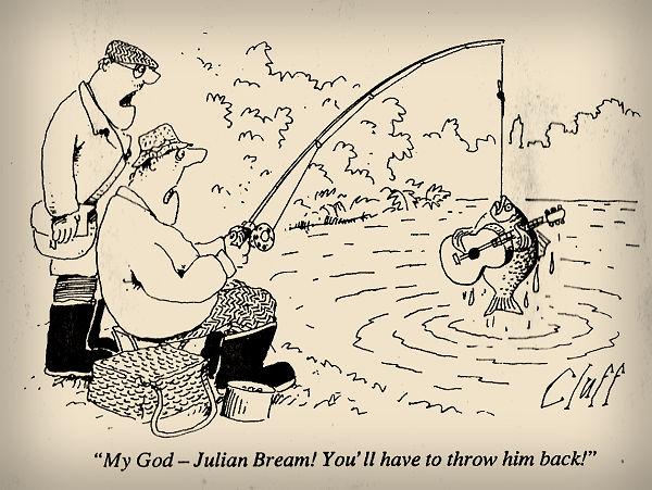 Julian Bream Cartoon News Archive 2016-2015