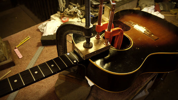 Gibson Neck Re-set News Archive 2016-2015