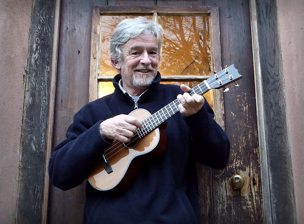 George an his New Brook Uke News Archive 2016-2015