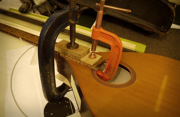Mandola Repair at Brook Guitars News Archive 2016-2015
