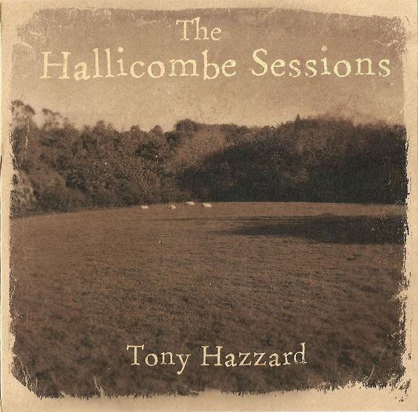 Tony Hazzard - The Hallicombe Sessions News Archive 2016-2015