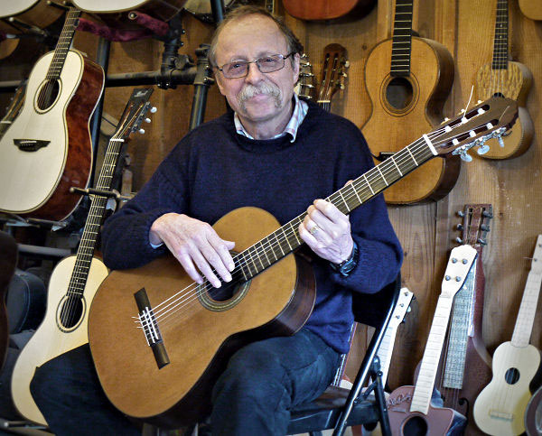 20 year old Brook classical guitar News Archive 2016-2015