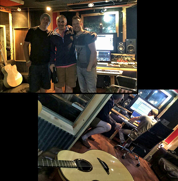 Martin in the Studio News Archive 2016-2015