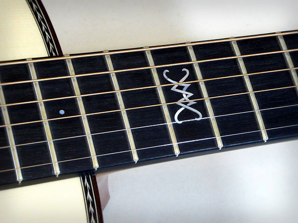 Brook Taw 12th fret Inlay News Archive 2016-2015