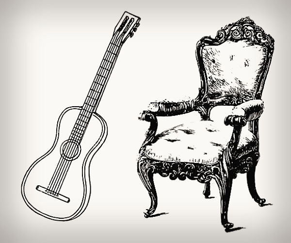 Guitar And Chair News Archive 2016-2015