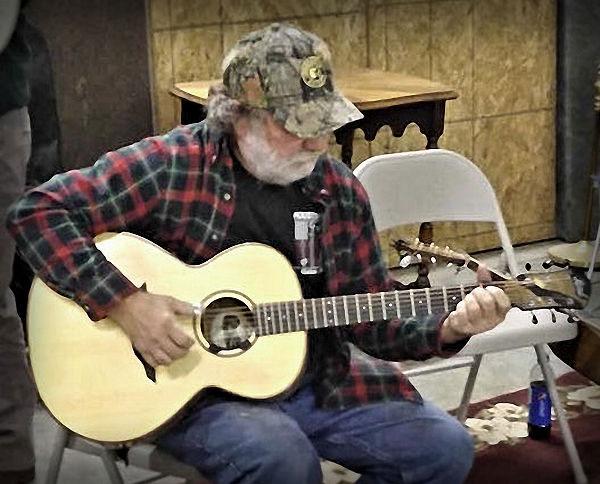 Wayne Playing a Brook Taw News Archive 2016-2015