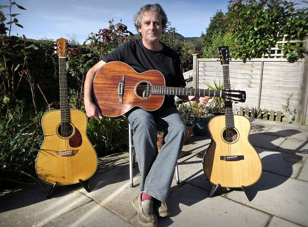 John Middleton and his Trio of Brooks News Archive 2016-2015