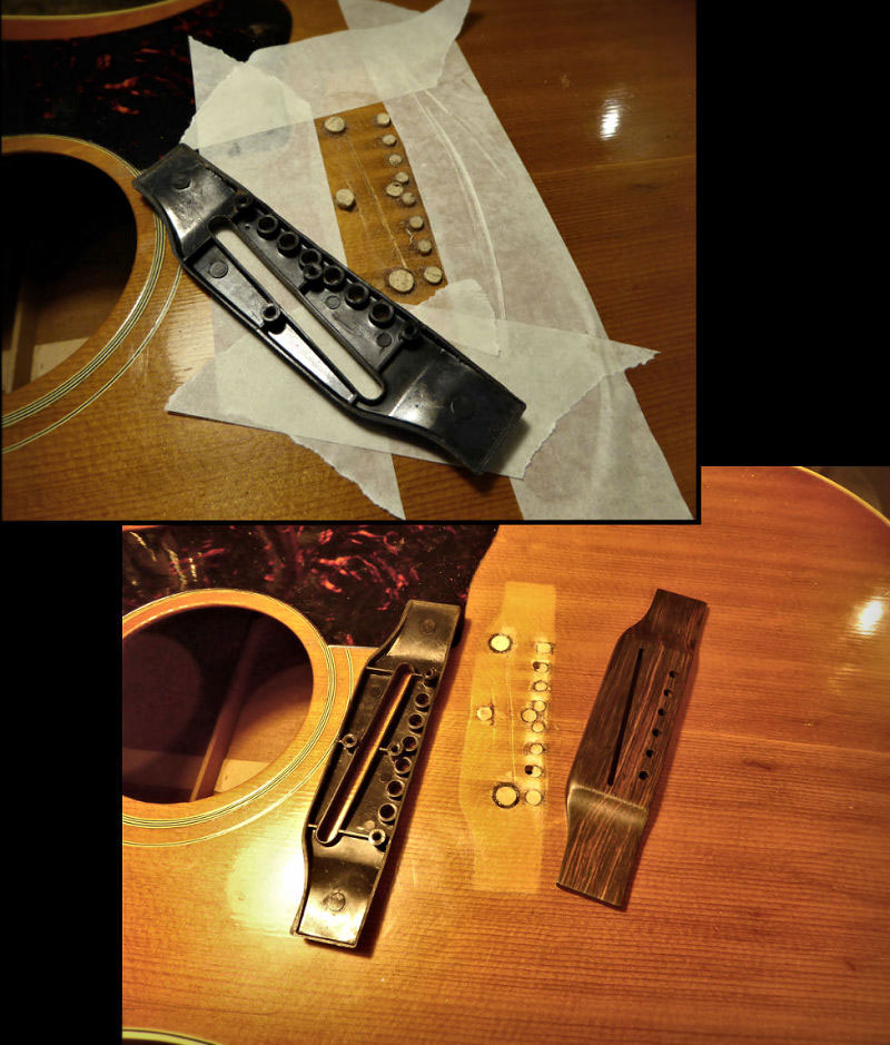 Gibson Plastic Bridge Replacement