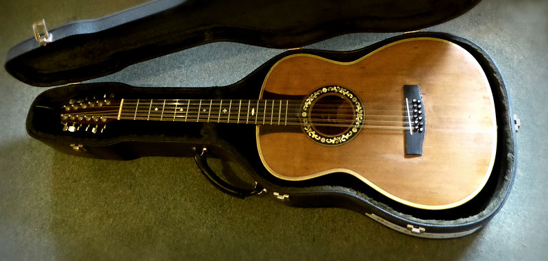 Chris Ayliffe's Froane 12 string