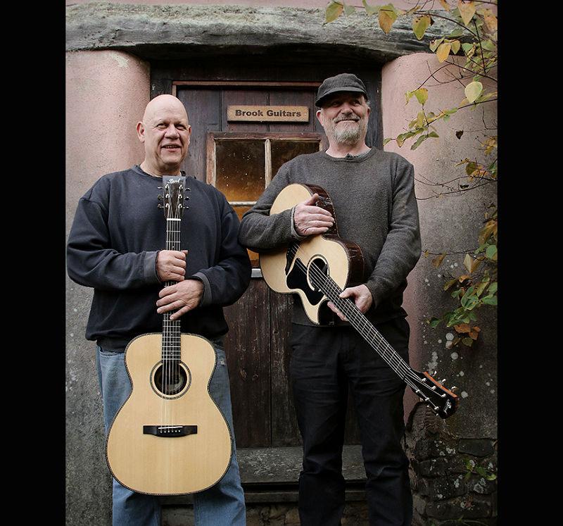 Brook Guitars Andy And Simon