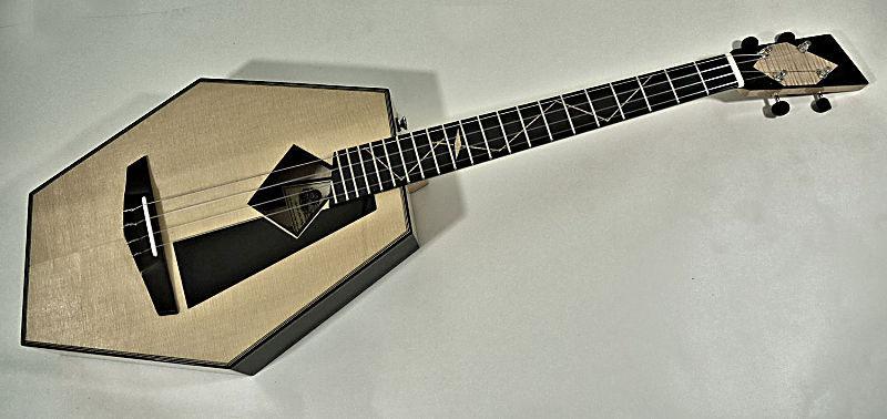 Brook Guitars Art Deco Tenor
