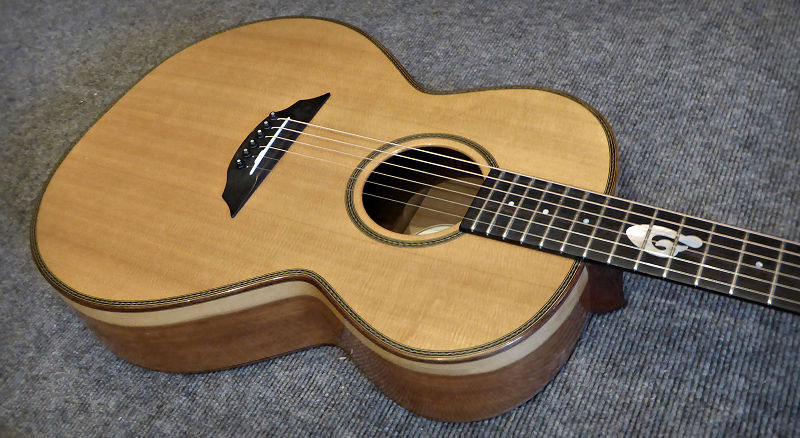 Yew Brook Taw With Inlay