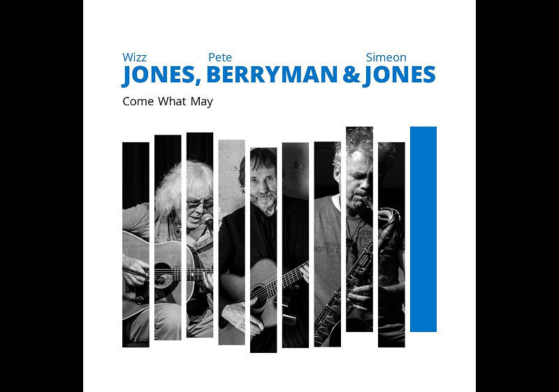 Wizz Jones and Pete Berryman Front Cover