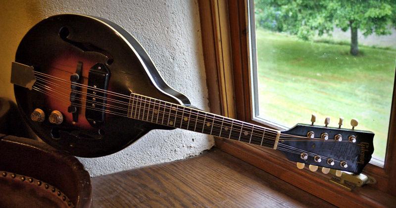Vintage Gibson Mandolin