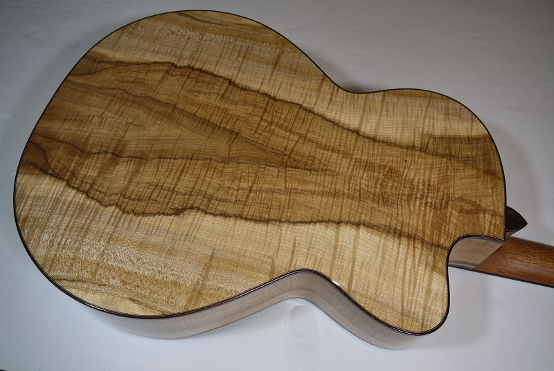 Brook Taw spalted sycamore