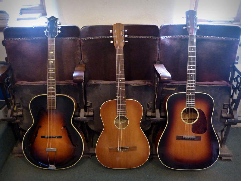 Trio of Levins