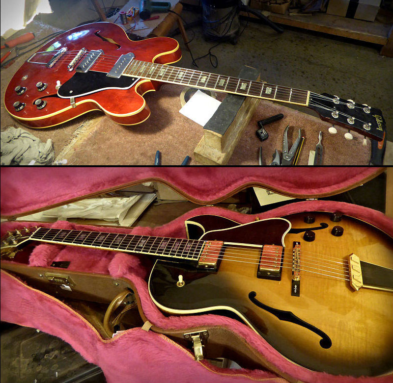 Two Gibsons