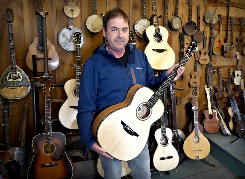 Brook Guitars OM March 2017