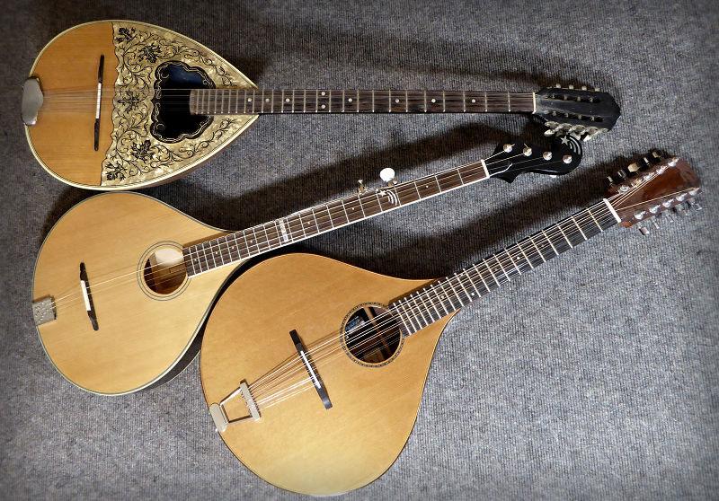 Three Instrument Repairs