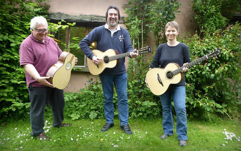 Brook Guitars Collection