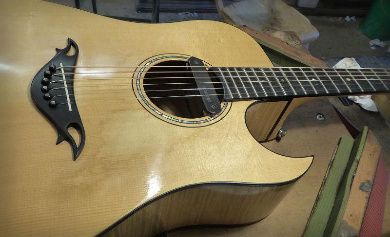Treslett at Brook Guitars
