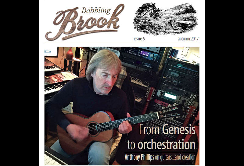 Babbling Brook Cover