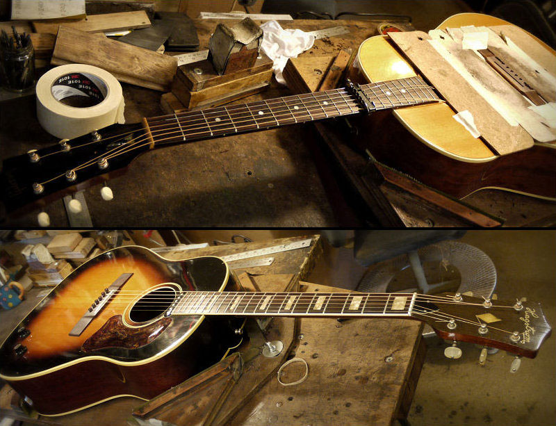 Gibson and Hagstrom